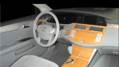 Car Interior - Interior Trim Kits - Custom - Dash Trim Kit