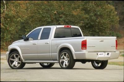 Ram - Rear Bumper - Xenon - Dodge Ram Xenon Rear Bumper Cover - 10524