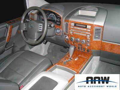Car Interior - Interior Trim Kits - Custom - Dash Trim Kit