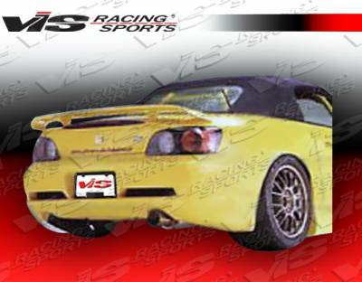 S2000 - Rear Bumper - VIS Racing - Honda S2000 VIS Racing Grand Rear Bumper - 00HDS2K2DGND-002