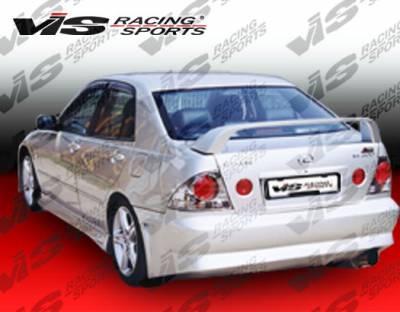 IS - Rear Bumper - VIS Racing - Lexus IS VIS Racing TPG Rear Bumper - 00LXIS34DTPG-002