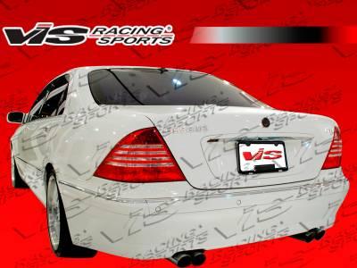 S Class - Rear Bumper - VIS Racing - Mercedes-Benz S Class VIS Racing B Spec Rear Bumper - 00MEW2204DBSC-002