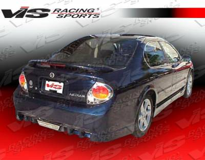 Maxima - Rear Bumper - VIS Racing - Nissan Maxima VIS Racing EVO-5 Rear Bumper - 00NSMAX4DEVO5-002