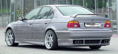 5 Series - Side Skirts - RIEGER - Rieger Side Skirts
