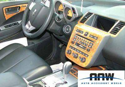 Car Interior - Interior Trim Kits - Custom - Dash Kit