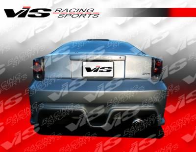 Celica - Rear Bumper - VIS Racing - Toyota Celica VIS Racing Ballistix Rear Bumper - 00TYCEL2DBX-002