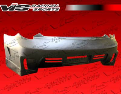 Celica - Rear Bumper - VIS Racing - Toyota Celica VIS Racing GT Bomber Rear Bumper - 00TYCEL2DGB-002