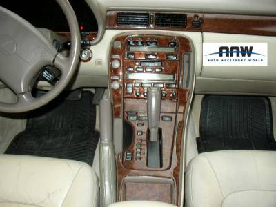 Car Interior - Interior Trim Kits - Custom - OEM Match Full Dash Trim Kit