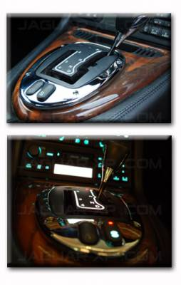 Car Interior - Interior Trim Kits - Custom - R Shifter Bezel Kit