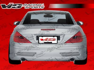 SL - Rear Bumper - VIS Racing - Mercedes-Benz SL VIS Racing DTM Rear Bumper - 03MER2302DDTM-002
