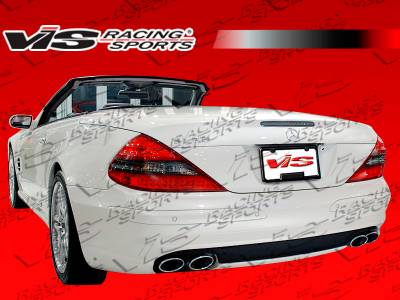 SL - Rear Bumper - VIS Racing - Mercedes-Benz SL VIS Racing SL63 Rear Bumper - 03MER2302DSL63-002