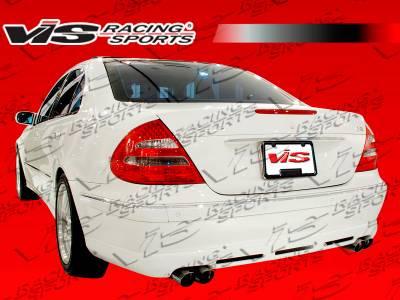 E Class - Rear Bumper - VIS Racing - Mercedes-Benz E Class VIS Racing B Spec Rear Lip - 03MEW2114DBSC-012