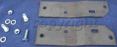 Factory OEM Auto Parts - Original OEM Bumpers - Custom - STEP BUMPER MOUNT KIT