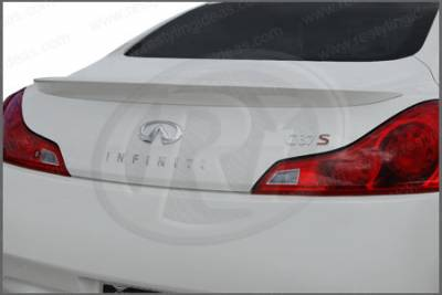 Spoilers - Custom Wing - Restyling Ideas - Infiniti G37 Restyling Ideas Spoiler