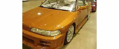 Sense - Acura Integra Sense Octane Style Front Bumper - SR303