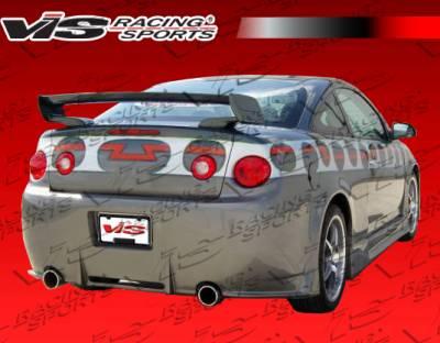 Cobalt 2Dr - Rear Bumper - VIS Racing - Chevrolet Cobalt 2DR VIS Racing Striker Rear Bumper - 05CHCOB2DSTR-002