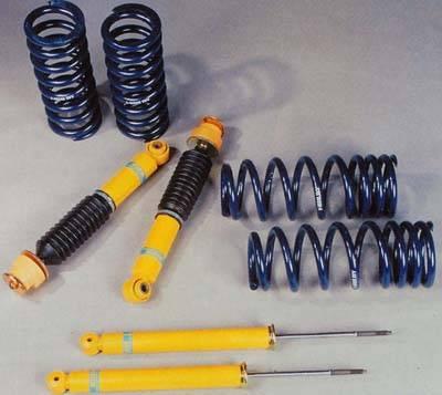Suspension - Suspension Systems - Custom - Arden Suspension Kit