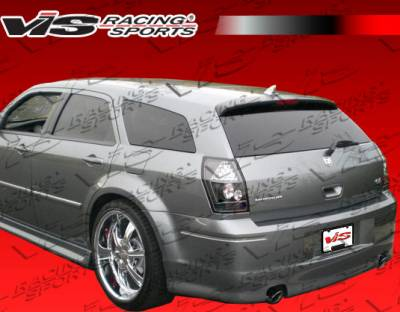 Magnum - Rear Bumper - VIS Racing - Dodge Magnum VIS Racing VIP Rear Lip - 05DGMAG4DVIP-012