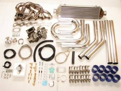 Performance Parts - Turbo Charger Kit - Custom - BMW 84-91 E30 M20 Turbo Kit