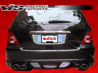 R Class - Rear Bumper - VIS Racing - Mercedes-Benz R Class VIS Racing VIP Rear Bumper - 05MER2514DVIP-002