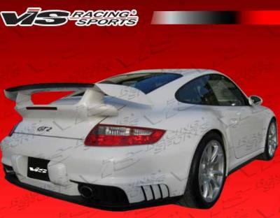 911 - Rear Bumper - VIS Racing - Porsche 911 VIS Racing D2 Rear Bumper - 05PS9972DD2-002