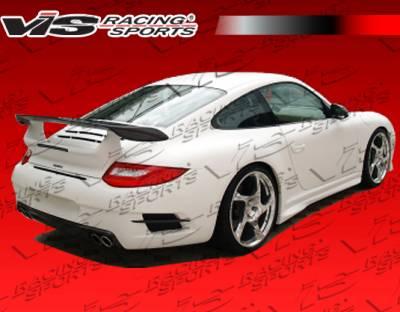 911 - Rear Bumper - VIS Racing - Porsche 911 VIS Racing Mania Rear Bumper - 05PS9972DMAN-002