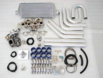 Performance Parts - Turbo Charger Kit - Custom - Focus Turbocharger Kit