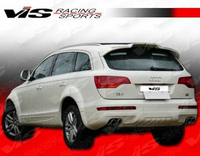 VIS Racing. - Audi Q7 VIS Racing A Tech Rear Lip - 06AUQ74DATH-012P