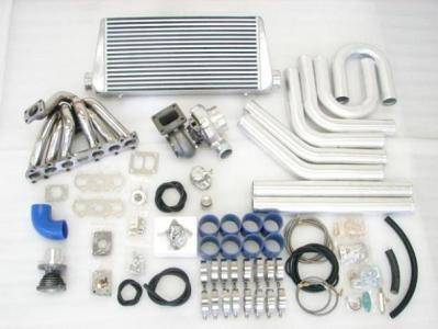 Performance Parts - Turbo Charger Kit - Custom - JDM 1JZGTE Turbo Kit