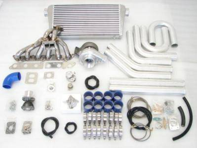 Performance Parts - Turbo Charger Kit - Custom - 7MGTE Turbo Kit