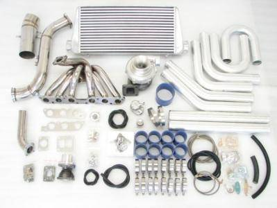 Performance Parts - Turbo Charger Kit - Custom - 2JZGE Turbocharger Kit