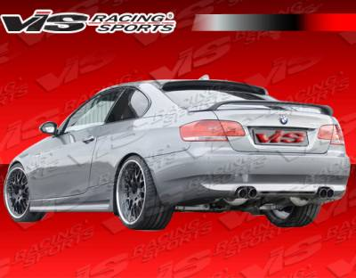 3 Series 2Dr - Rear Bumper - VIS Racing - BMW 3 Series VIS Racing Euro Tech Rear Lip - 07BME922DET-012