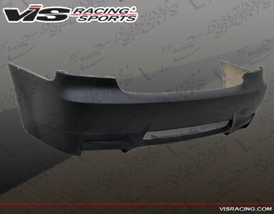 3 Series 2Dr - Rear Bumper - VIS Racing - BMW 3 Series VIS Racing M3 Style Rear Bumper - 07BME922DM3-002