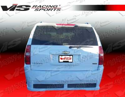 Avalanche - Rear Bumper - VIS Racing - Chevrolet Avalanche VIS Racing VIP Rear Bumper - 07CHAVA4DVIP-002