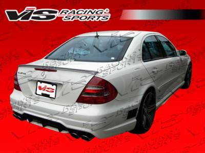 C Class - Rear Bumper - VIS Racing - Mercedes-Benz C Class VIS Racing VIP Rear Bumper - 08MEC634DVIP-002