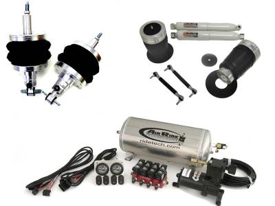 Suspension - Air Suspension Kits - Custom - Air Ride Suspension Kit - L1-4700