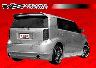 XB - Rear Bumper - VIS Racing - Scion xB VIS Racing Razor Rear Lip - 08SNXB4DRAZ-012