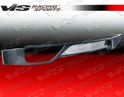 Skyline - Rear Bumper - VIS Racing. - Nissan Skyline VIS Racing OEM Rear Lip - 09NSR352DOE-012