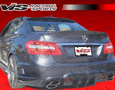 E Class - Rear Bumper - VIS Racing - Mercedes-Benz E Class VIS Racing VIP Rear Bumper - 10MEW2124DVIP-002