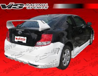 TC - Rear Bumper - VIS Racing - Scion tC VIS Racing R35 Rear Bumper - 11SNTC2DR35-002