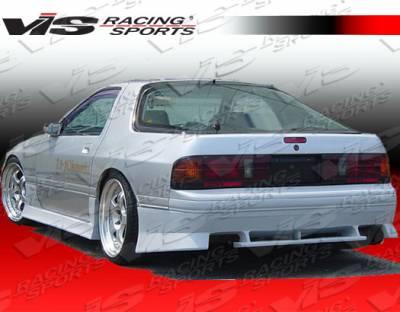 RX7 - Rear Bumper - VIS Racing - Mazda RX-7 VIS Racing Venus Rear Bumper - 86MZRX72DVEN-002