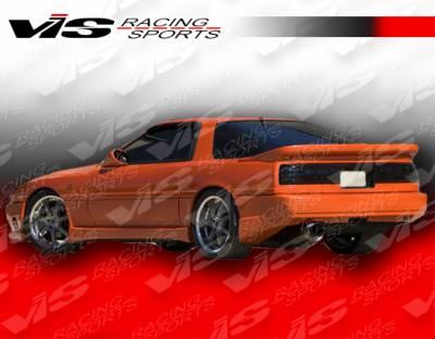 Supra - Rear Bumper - VIS Racing - Toyota Supra VIS Racing Ballistix Rear Lip - 86TYSUP2DBX-012