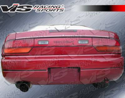 240SX HB - Rear Bumper - VIS Racing - Nissan 240SX HB VIS Racing Ballistix Rear Lip - 89NS240HBBX-012