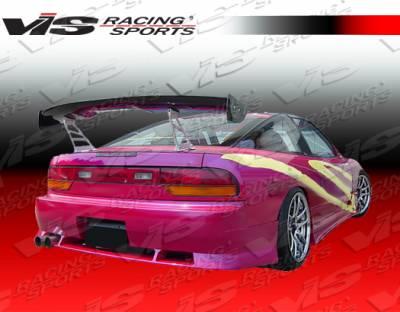 240SX HB - Rear Bumper - VIS Racing - Nissan 240SX HB VIS Racing Venus Rear Bumper - 89NS240HBVEN-002