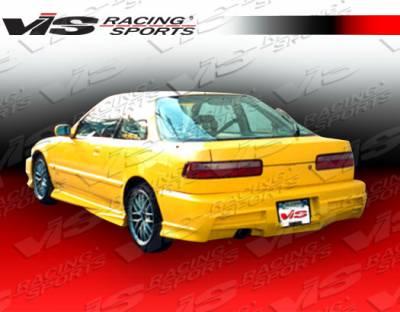 Integra 2Dr - Rear Bumper - VIS Racing - Acura Integra 2DR VIS Racing Xtreme Rear Bumper - 90ACINT2DEX-002