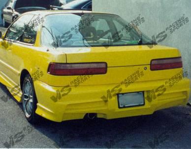 Integra 4Dr - Rear Bumper - VIS Racing - Acura Integra 4DR VIS Racing Xtreme Rear Bumper - 90ACINT4DEX-002