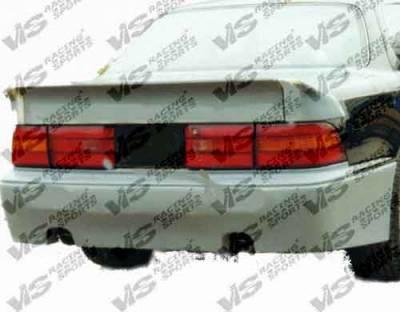 LS400 - Rear Bumper - VIS Racing - Lexus LS VIS Racing VIP Rear Bumper - 90LXLS44DVIP-002