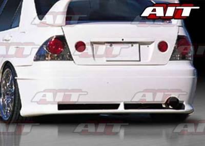 IS - Rear Bumper - AIT Racing - Lexus IS AIT FAL Style Rear Bumper - LIS00HIFALRB