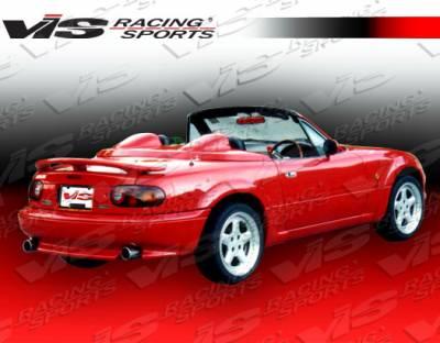 Miata - Rear Bumper - VIS Racing - Mazda Miata VIS Racing Magnum Rear Bumper - 90MZMX52DMAG-002