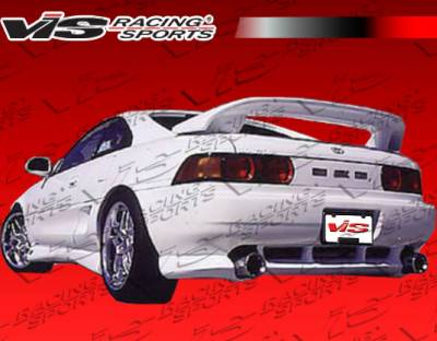 MR2 - Rear Bumper - VIS Racing - Toyota MR2 VIS Racing K Speed Rear Lip - 90TYMR22DKSP-012